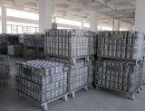 Contenitore pieghevole di contenitore di /Storage della gabbia del pallet della rete metallica/pallet d'acciaio
