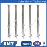 Установите крепления солнечной энергии на массу солнечная панель из алюминия оцинкованной стали
