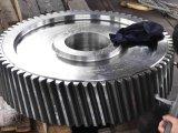 SAE4140 42CrMoの精密機械化の炭素鋼ギヤ