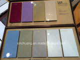 Nieuwe Kleuren van MDF /Plywood van het Huisdier voor Meubilair, Garderobe enz. (Witte Kleur)