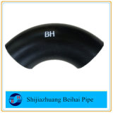 Montaje del tubo de acero al carbono con un codo de 90 Lr234wpb/A420wpl6 B16.9