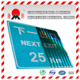 Highway Road Safety Sign Warning Sign (TM1800)를 위한 아크릴 High Intensity Grade Reflective Material Film