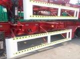 China 2 de Semi Aanhangwagen van het Skelet van de As 20FT 40FT voor Verkoop