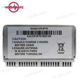 Construido en batería de litio recargable: 8000mAh, CDMA/GSM/3G/4glte celular/Wi-Fi /Bluetooth2.4G/5.8G/Lojack/XM Radio/GPSL1/GPSL2