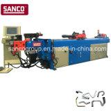 Macchina piegatubi del tubo del tubo d'acciaio del mandrino di Sanco per aeronautica utilizzata in India