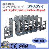 Gwasy-J Mousse PVC antidérapante Pad machine spéciale de l'héliogravure
