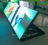 LED avant ouverte signe pour publicité de plein air avec la pleine couleur P8, P6, P10