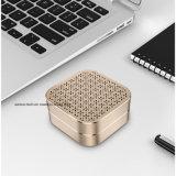 De Aluminio de personalización de altavoces portátil inalámbrico Bluetooth OEM ODM Coche Altavoz Gimnasio
