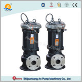 Versenkbare Abwasser-Abwasser-Behandlung-Schleuderpumpe mit versenkbarem Motor