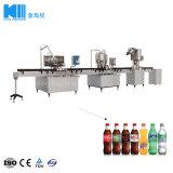 Automatische lineare Getränk-abfüllende Zeile