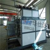 Tubo de plástico de HDPE linha de produção de equipamento de extrusão do tubo do núcleo de silício