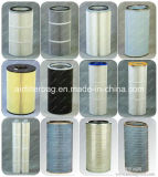 De elektrische centrale spon Patroon de In entrepot van de Filter van de Lucht van de Polyester