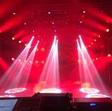 indicatore luminoso capo mobile compatto di mostra della fiera commerciale di illuminazione 230W della discoteca della fase 7r