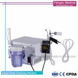 Ultima macchina di bellezza di pulizia di Dermabrasion dello spruzzo dell'ossigeno dell'acqua