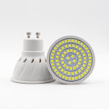 80LEDs E27 E14 Gu5.3 M16 GU10 LED Scheinwerfer-kaltes Weiß der Cup-Lampen-5W LED