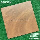 Poetste het Goede Ontwerp van het Bouwmateriaal de Verglaasde Tegels van de Vloer van de Steen van het Porselein Natuurlijke Rustieke op
