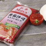 1kg en sacs de purée de pâte de tomate à épices sauce Tomato Ketchup