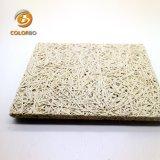 Gutes Plastikholzwolle-akustisches Panel