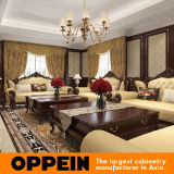 Мебель комнаты классической мебели виллы 4 этажей живущий установила (OP16-Villa07)