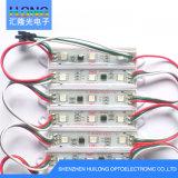 Módulo Fullcolor impermeável do diodo emissor de luz de Digitas RGB do módulo do diodo emissor de luz com CI