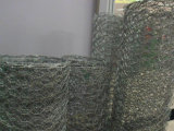 Treillis métallique hexagonal avec la qualité