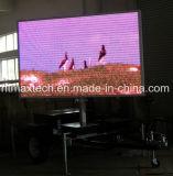 Multifonction Portable Full Color Signature vidéo disponible pour le message texte Vidéo d'animation