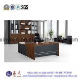 Scrivania esecutiva di ufficio di colore di mogano moderno delle forniture (S606#)