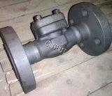 Качание A105/F304 API 602 или тип подъема выковали задерживающий клапан концов RF/Rtj/Bw
