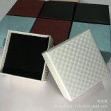 Ventas al por mayor de empaquetado del rectángulo de joyería de la joyería de papel hermosa de lujo del rectángulo