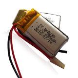 3.7V Navulbare Li-Polymeer 802035pl 450mAh Batterij