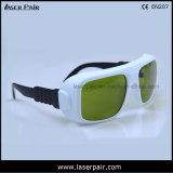 ND: Anteojos de la protección del laser de YAG (ADY 740-1100nm) con Frame36