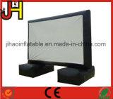 Экран киноего проекции напольный рекламировать раздувной для индикации