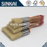 Cepillo de pelo plano de la maneta de madera caliente de la venta