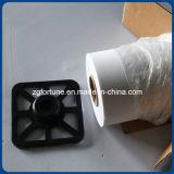 Tela di canapa impermeabile opaca del poliestere stampata Digitahi del tessuto della tela di canapa della base dell'acqua del campione libero