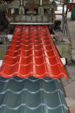 Prepainted настилать крышу профили/плитки крыши цвета застекленные шагом