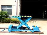 en la plataforma de elevación hidráulica eléctrica Pista trabajo Tijeras (SJY0.5-1.1)