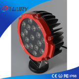 7 '' lampade funzionanti dell'indicatore luminoso 51W LED del lavoro del punto/inondazione LED di Epistar