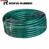 Зеленый шланг воды шланга сада PVC