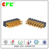 16pin SMT chargeur de voiture Spring Pogo Pin Connector