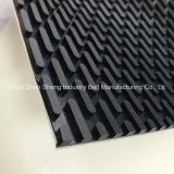 precio de fábrica personalizada Sander Transportador de cinta de PVC
