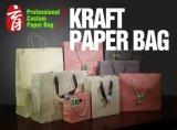 Bolsas de papel Kraft profesionales personalizados Wholesale