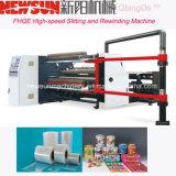 Fhqe-1300 BOPP de alta velocidad de Corte y rebobinado Machine