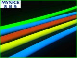 편지를 위한 R/G/B/W 색깔 LED Bentable 코드 네온 등