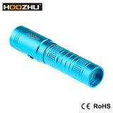 Het LEIDENE van Hoozhu U10 CREE Licht van de Duik maakt 80m waterdicht