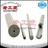 Moulage Rod de carbure cimenté avec le trou pour des couteaux