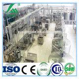 Ligne aseptique de production laitière UHT de liquide