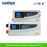 Faible fréquence Onde sinusoïdale pure fonction inverseur solaire avec AVR