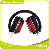 Drahtloser Bluetooth Kopfhörer-Doppelkopfhörer mit FM Radiofunktion