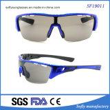 Heiße neues Produkt-Qualitäts-halber Rahmen-Sport-Sonnenbrillen des Verkaufs-2017