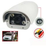 Macchina fotografica del CCTV 1.3MP Ahd Lpr del professionista di Wdm con l'obiettivo dell'iride dell'automobile di 5-50mm
